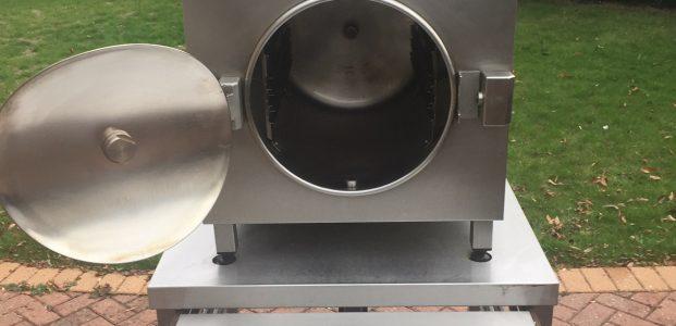Bonnet pressure steamer 305GB